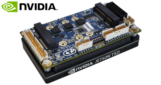NVIDIA® Jetson™ TX2/TX2i/TX1 Products - Connect Tech Inc