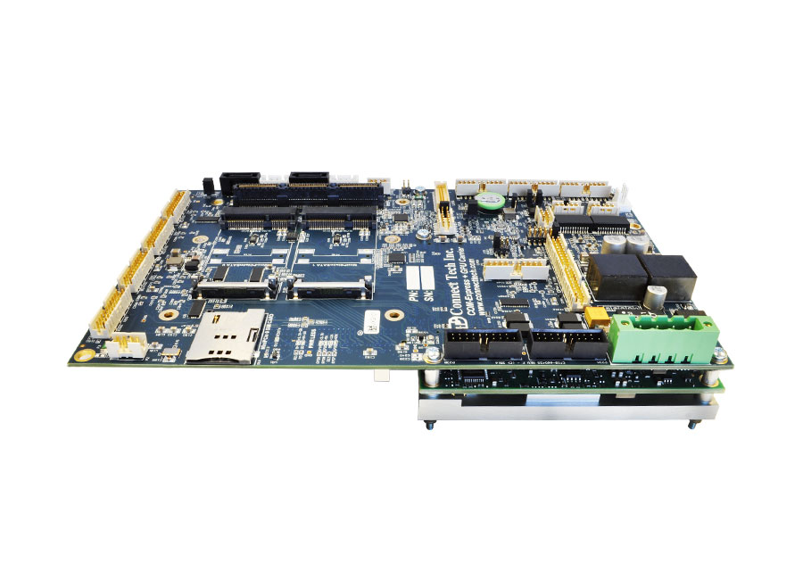 COM Express® + GPU Embedded System - Connect Tech Inc