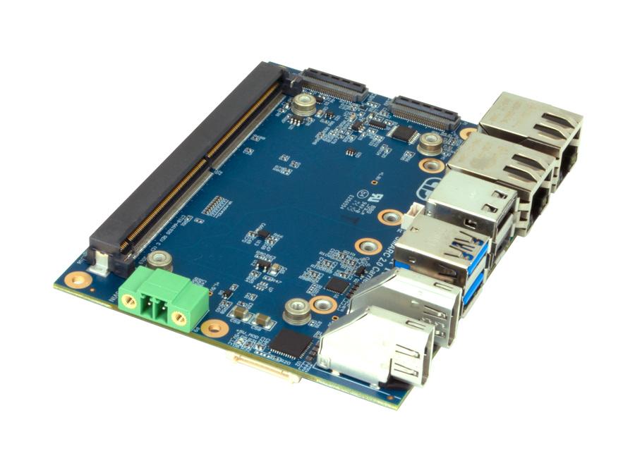 SMARC 2 0 Carrier - Connect Tech Inc