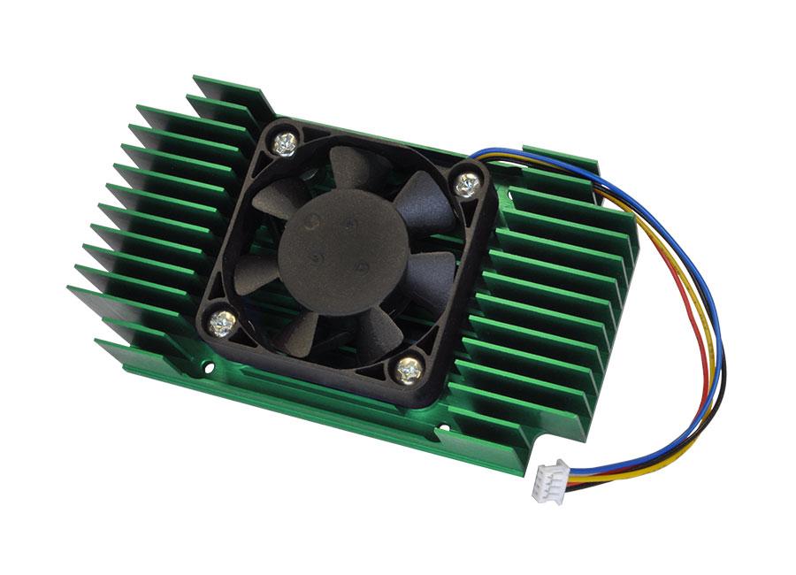 NVIDIA Jetson TX2/TX1 Active Heat Sink - Connect Tech Inc