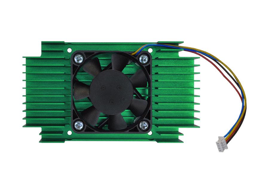 nvidia jetson tx2 tx1 active heat sink connect tech inc rh connecttech com