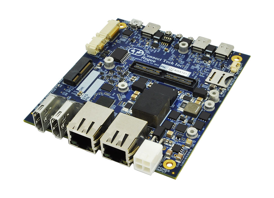 AXG101 - Rogue Carrier for NVIDIA Jetson AGX Xavier