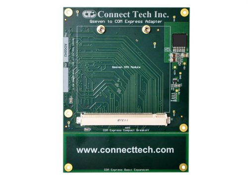 ADG042: Qseven to COM Express Adapter