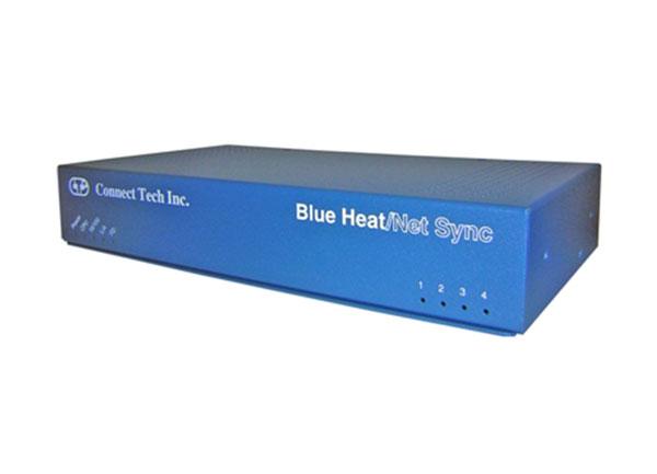 Blue Heat/Net Sync - Connect Tech Inc