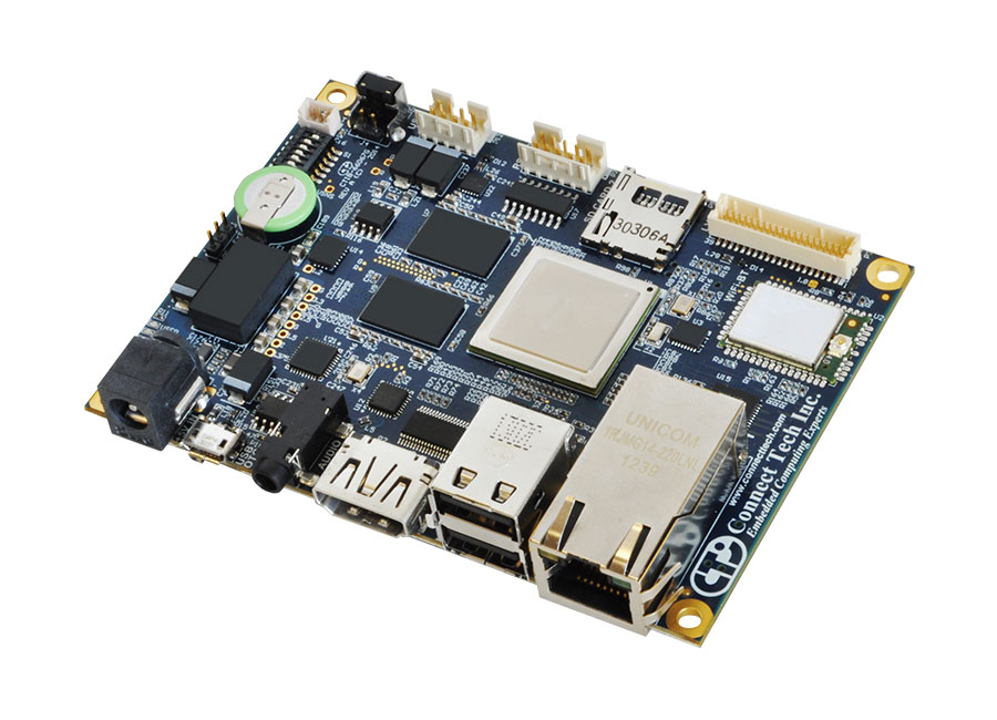 ArcticEdge/iMX6 - Connect Tech Inc