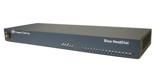 Ethernet-to-Serial